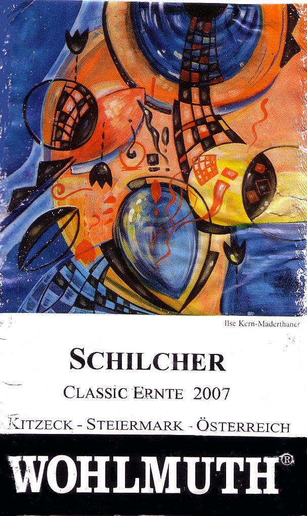 Schilcher aus der Steiermark