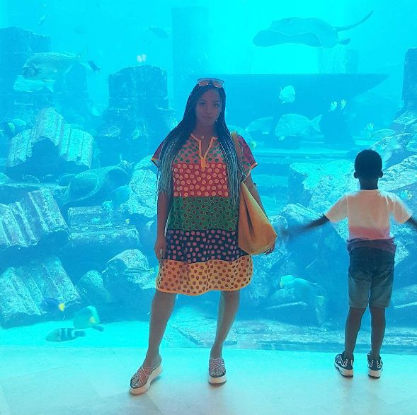 Adaeze Yobo shares lovely new photos with her boys | Nigerian: Breaking News In Nigeria | Laila's Blog