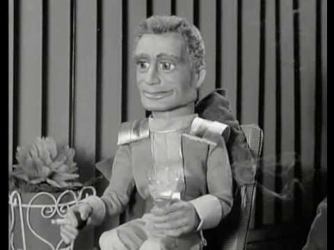 85 best images about fireball xl5 on pinterest for Black and white shows