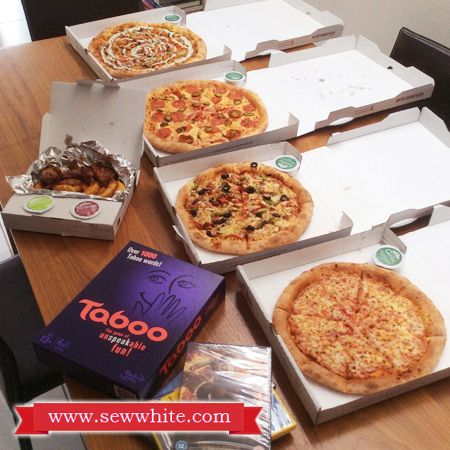 Papa Johns Pizza Night, Papa John's review, Papa John's Pizza