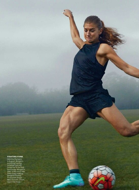 Alex Morgan 2016