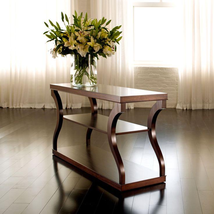 Ethan Allen Townhouse Coffee Table: Donatella Console - Ethan Allen US