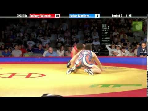 Men 74 KG / 163 lbs - Anthony Valencia vs. Isaiah Martinez - YouTube I don't understand why we can't just have Overtime. What a way to tie it up.