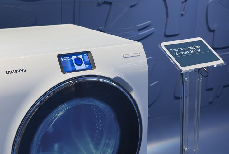 Samsung to take over window displays at flagship John Lewis stores to promote 'iconic' washing machine launch