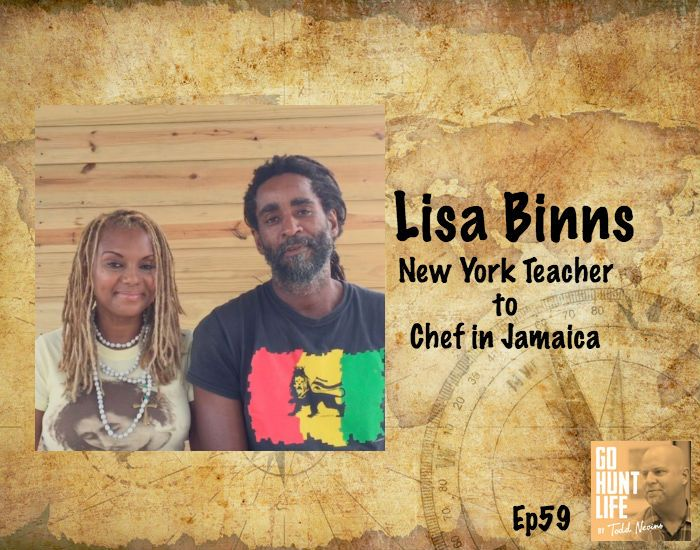 Lisa Binns is a Brooklyn girl born and raised and she was a teacher for 20 years in the New York public school system but she just reached a point in her teaching career where she wanted to do something different, she just wasn't sure what she was going to do next so she put …