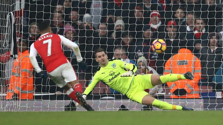 Arsenal-Burnley Features Two Stoppage Time Penalties, A Player Sent Off, A #Manager Sent Off. #ArseneWenger #Arsenal #soccerstaff #soccergame
