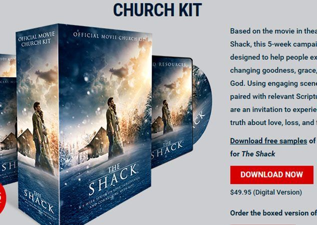 The Shack Movie Study Guide - Church Media - Outreach ...