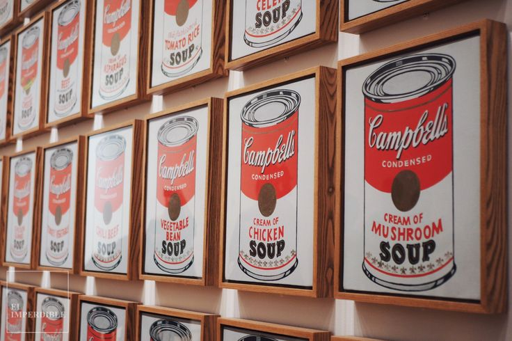 Nueva York Moma Andy Warhol