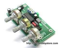 Function Generator DIY XR2206