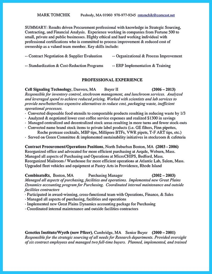 Pin on Resume Sample Template And Format Resume skills