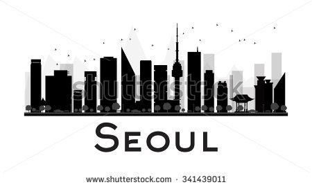 Image result for Seoul City Line Silhouette