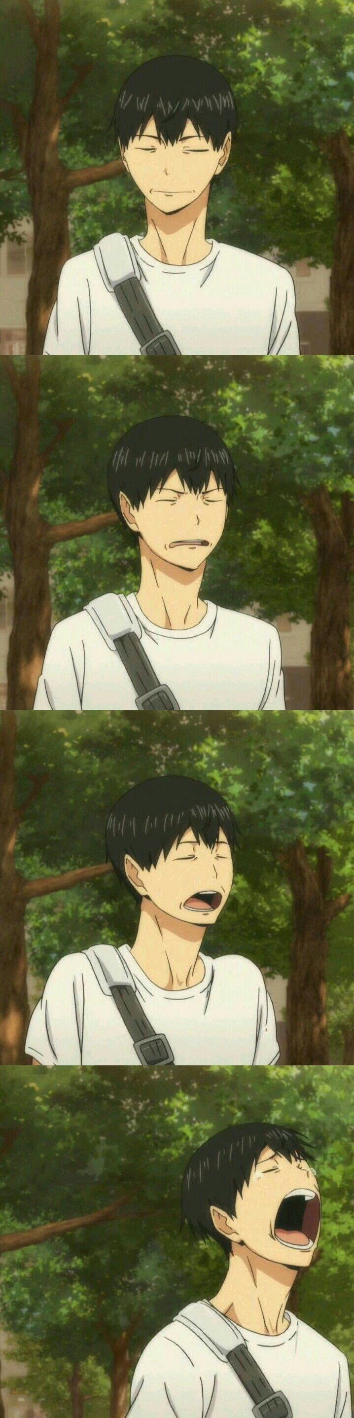 Kageyama Tobio / Haikyuu!! / #anime