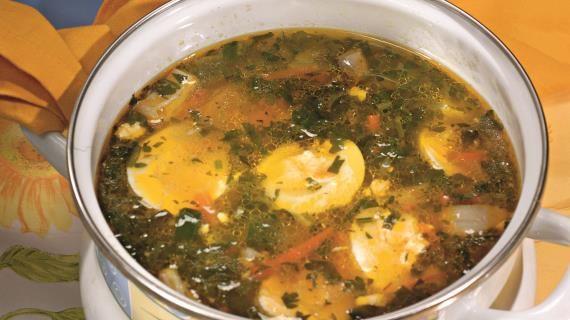 Украинский зеленый борщ. Пошаговый рецепт с фото, удобный поиск рецептов на Gastronom.ru