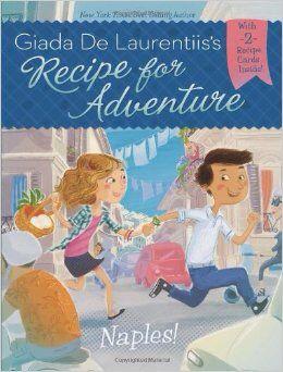 Una serie divertente che unisce l'amore di viaggiare con la cucina! Ha anche alcune ricette da fare insieme. Da Napoli poi volendo c'è Parigi, New Orleans....