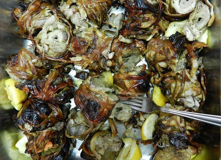 Sa Trattalia di capretto #ricettedisardegna #sardegna #sardinia #food #recipe #cucinasarda