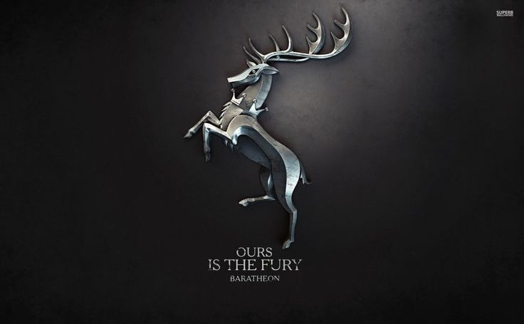 Ours Is The Fury HD Wallpaper