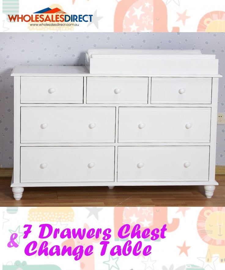 Nursery Chest Of Drawers Thenurseries