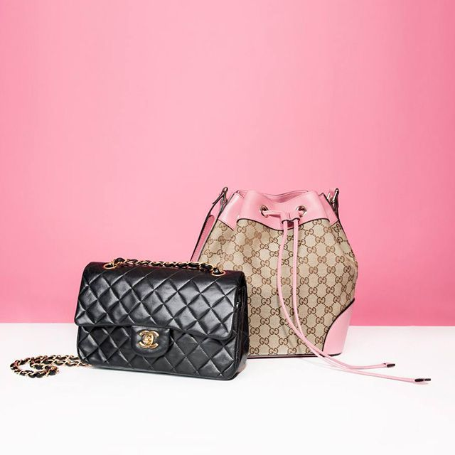 Yes, these two babies can be yours. Discover the second hand designer fashion on Listupp.it  #designer #fashion #luxury #chanel #2.55 #itbag #gucci #shoulderbag #bucketbag #bag #bucket #secondhand