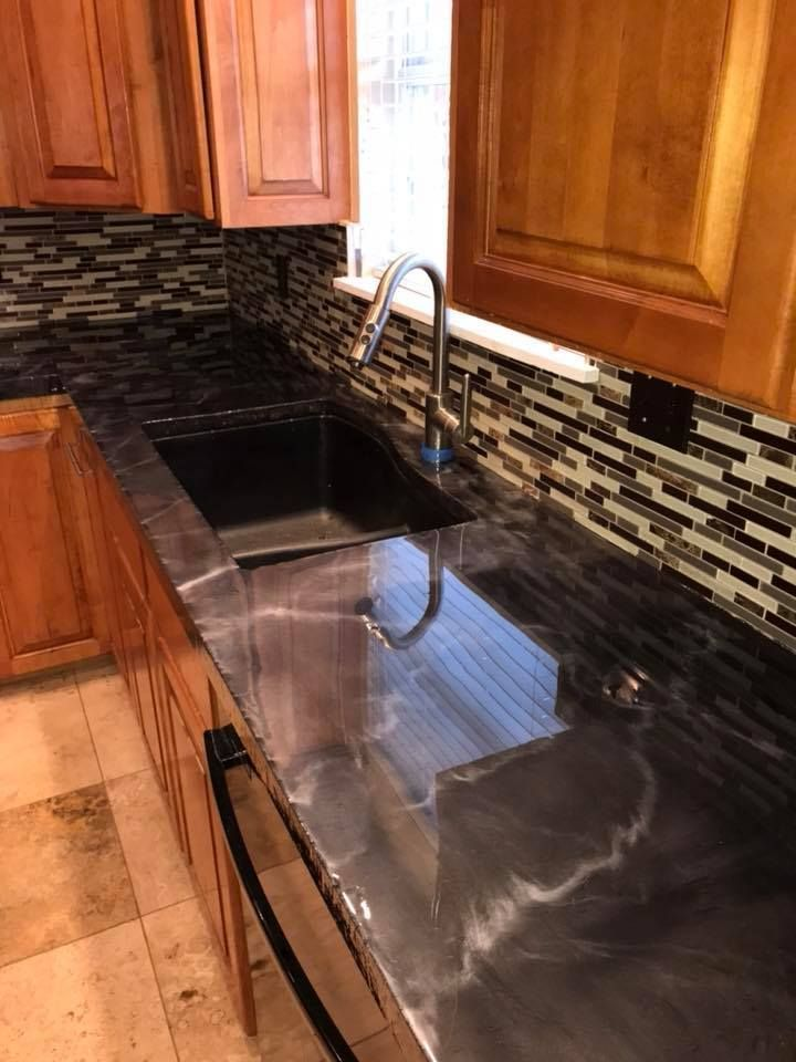 Concrete Countertop Designs Ideas Direct Colors Epoxy Countertop Diy Countertops Outdoor Kitchen Countertops