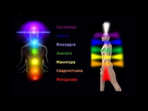 Медитация раскрытие чакр - YouTube