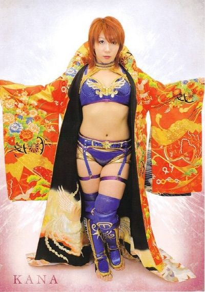 WWE Cosplay -- Kana Csoaply Costume Version 02 - Coat Only
