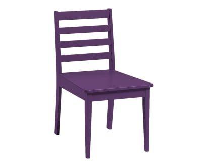 Cadeira Imperial - Roxa