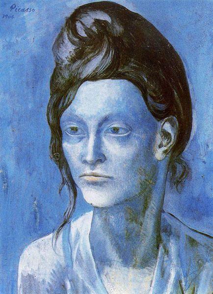 Pablo Picasso, 1904, Blue Period