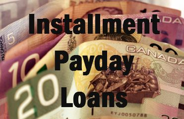Installment Payday Loans Provided On The Spot Financial Help