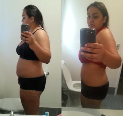 Mara Has Lost 8.3kg With Lose Baby Weight