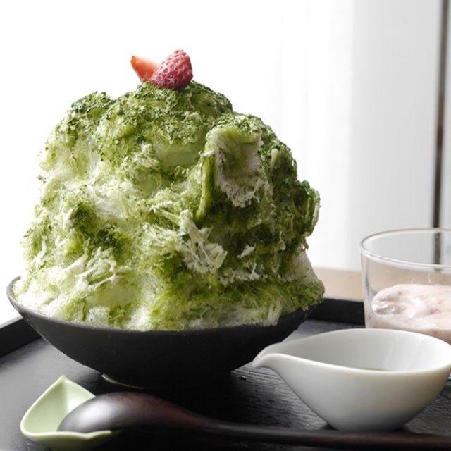 Бритый лед -Omotesando чай гостиной Это японский чай