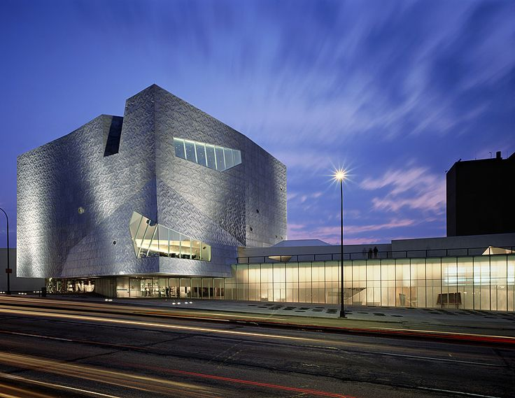 The Walker Art Center in Minneapolis, MN | #museum #architecture