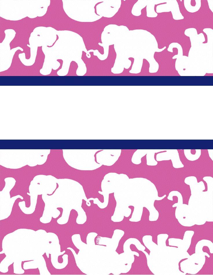 Best 10+ Preppy binder covers ideas on Pinterest   Cute school ...