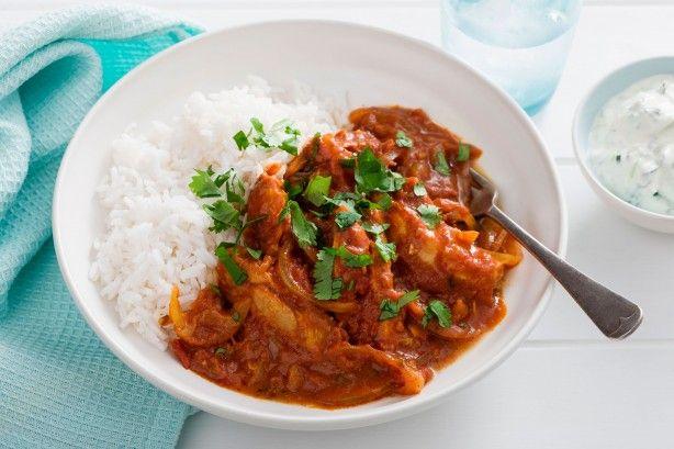 Easy slow-cooker chicken tikka masala main image