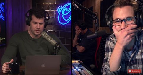 Crowder pulls off epic prank on bleeding heart liberal churches that say they support refugees