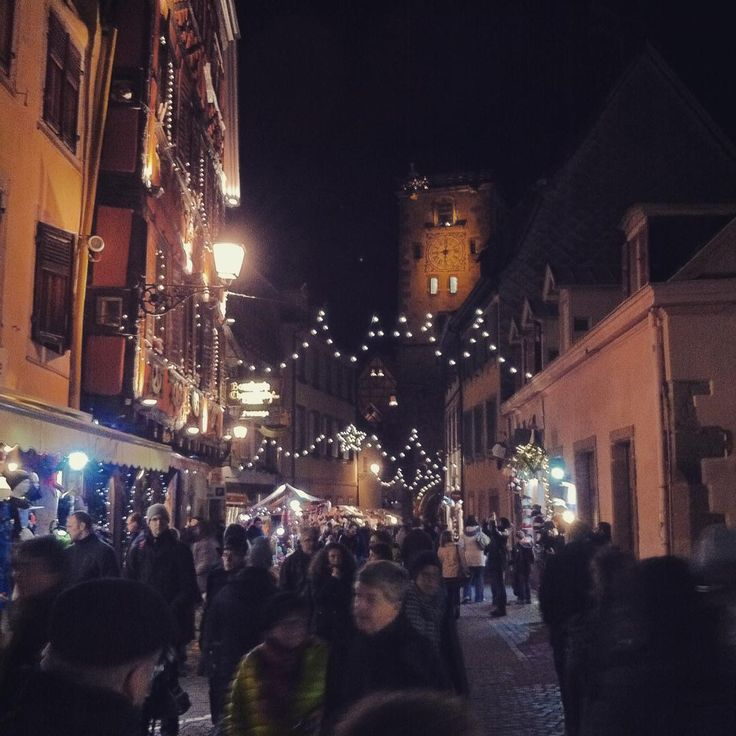Marché de Noël - Ribeauvillé 13/12/2015