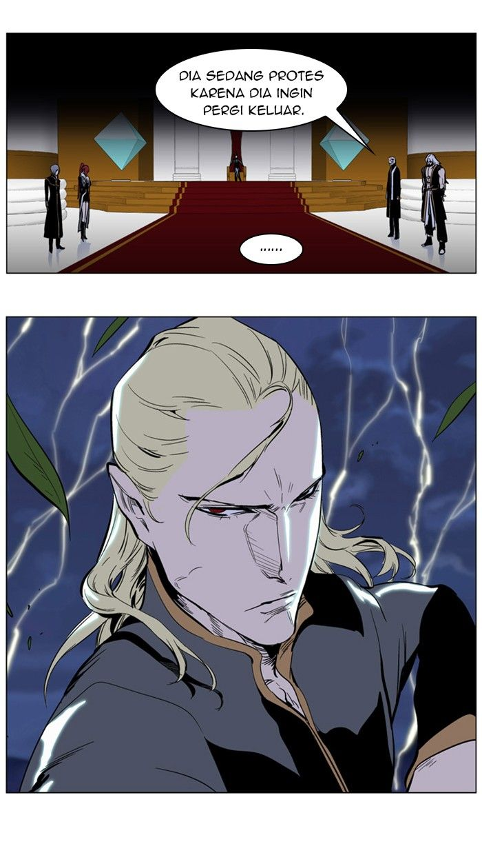 Noblesse Chapter 282 Karius. Hahaa Noblesse, Anime