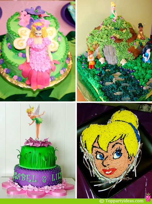 84 Best Images About Tinker Bell Parties On Pinterest