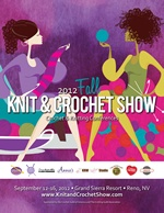 2012 Fall Knit and Crochet Show Registration Brochure: One Oh Well, Fall Knits, Registration Brochures, Crochet Guild, 2012 Fall