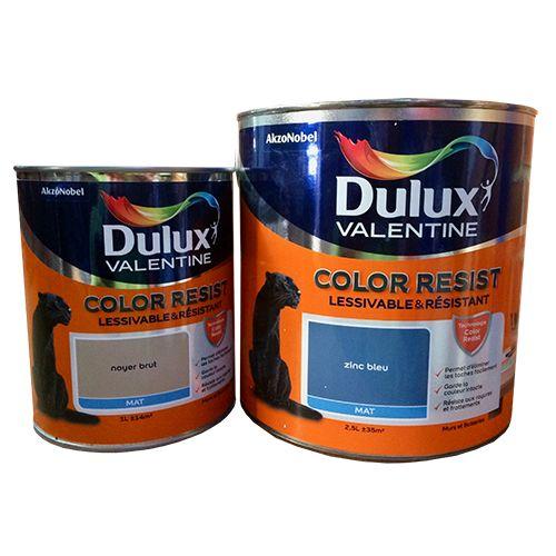 DULUX VALENTINE Color Resist Mat Actualités Pinterest