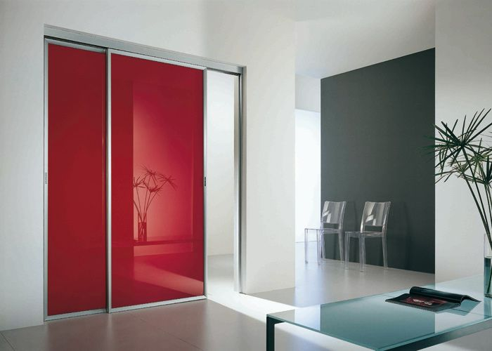#longhi #porte #red #color
