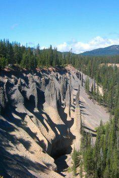 Red Blanket Trail in Klamath Falls, Oregon