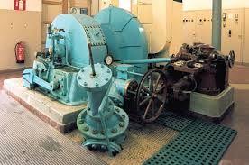 macchinari di pompaggio