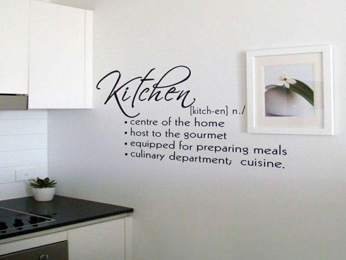 best 25+ wanddeko küche ideas on pinterest | deko küche