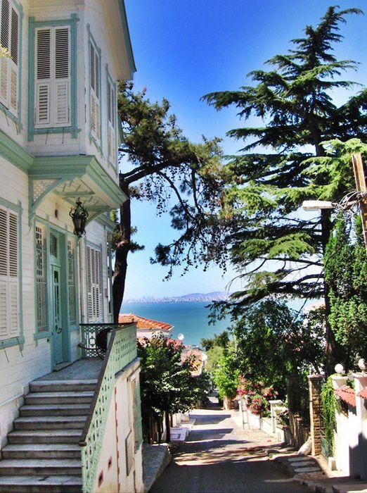 Büyükada , Istanbul