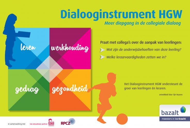 Dialooginstrument HGW: Handig hulpmiddel in gesprek over wat de leerling nodig heeft.