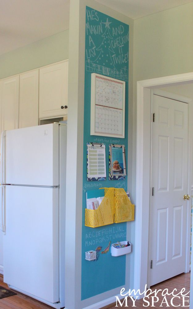 Diy Wall Calendar Organizer : Images about clever ideas for home organization on