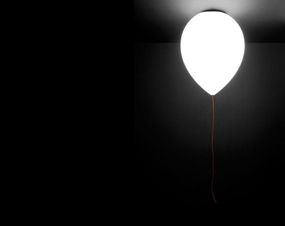 Balloon Lamp from estiluz.Thaisafernand