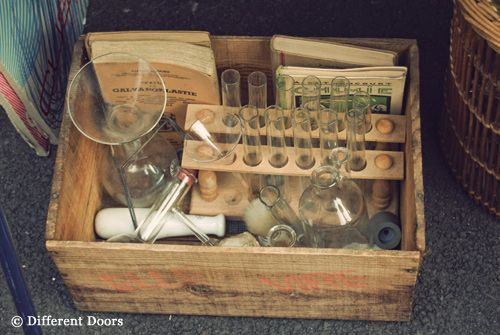 Vintage Chemistry Sets and more at the world's largest flea market.