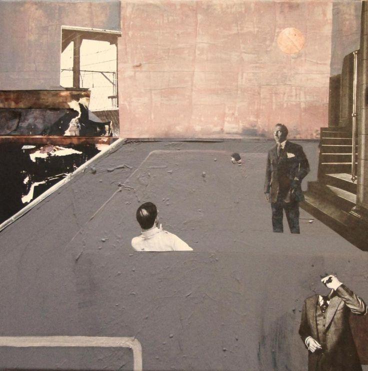 Painting by Emanuele Sartori #human #figure http://www.premioceleste.it/opera/ido:340408/