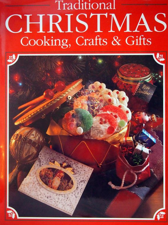 Traditional Christmas Cooking Crafts